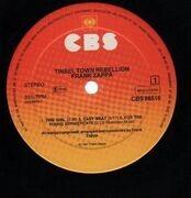 Double LP - Frank Zappa - Tinsel Town Rebellion