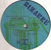 LP - Frank Zappa - Waka / Jawaka