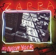 Double CD - Frank Zappa - Zappa In New York