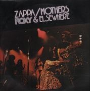 Double LP - The Mothers Of Invention - Roxy & Elsewhere