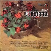 Double LP - Franz Lehár - Hilde Güden , Waldemar Kmentt , Emmy Loose , Murray Dickie , Oskar Czerwenka , Walter - Giuditta