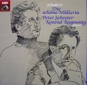 LP - Franz Schubert - Peter Schreier , Konrad Ragossnig - Die Schöne Müllerin