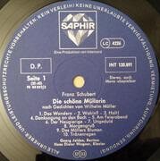 LP - Schubert - Georg Jelden & Hans Dieter Wagner - Die Schöne Müllerin
