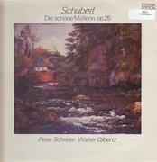 LP - Franz Schubert - Die Schöne Müllerin