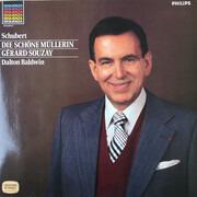 LP - Schubert - Die Schöne Müllerin, Opus 25, D. 795 - Insert