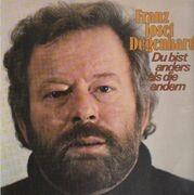 LP - Franz Josef Degenhardt - Du Bist Anders Als Die Anderen