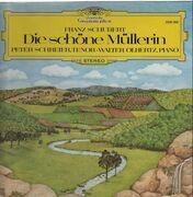 LP - Franz Schubert - Peter Schreier - Die Schöne Müllerin