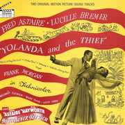LP - Fred Astaire - Yolanda And The Thief / You'll Never Get Rich