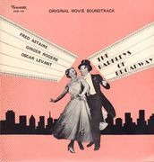 LP - Fred Astaire, Ginger Rogers, Oscar Levant - The Barkleys of Broadway