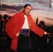 LP - Freddie Jackson - Just Like The First Time