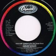 7inch Vinyl Single - Freddie Jackson - Rock Me Tonight (For Old Times Sake)