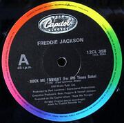 12inch Vinyl Single - Freddie Jackson - Rock Me Tonight (For Old Times Sake)