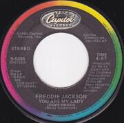 7inch Vinyl Single - Freddie Jackson - You Are My Lady