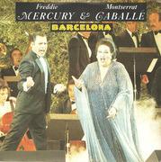 7inch Vinyl Single - Freddie Mercury & Montserrat Caballé - Barcelona