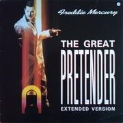 12inch Vinyl Single - Freddie Mercury - The Great Pretender