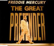 CD Single - Freddie Mercury - The Great Pretender