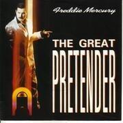 7inch Vinyl Single - Freddie Mercury - The Great Pretender