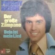 7inch Vinyl Single - Freddy Breck - Der Große Zampano