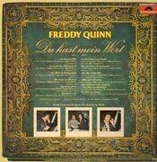 LP - Freddy Quinn - Du hast mein Wort