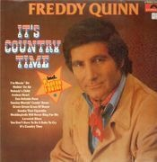 LP - Freddy Quinn - It's Country Time