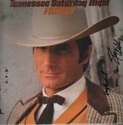 LP - Freddy Quinn - Tennessee Saturday Night - Signed
