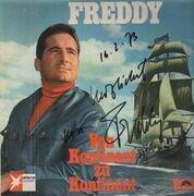 LP - Freddy Quinn - Von Kontinent Zu Kontinent - Signed