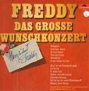 LP - Freddy Quinn - Das große Wunschkonzert