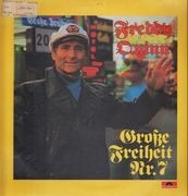 LP - Freddy Quinn - Große Freiheit Nr. 7