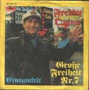 7inch Vinyl Single - Freddy Quinn - Große Freiheit Nr. 7