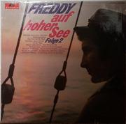 LP - Freddy Quinn - Freddy Auf Hoher See, Folge 2