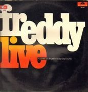 LP - Freddy Quinn - Freddy Live