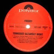 LP - Freddy Quinn - Tennessee Saturday Night