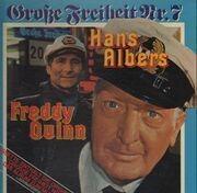LP-Box - Freddy Quinn / Hans Albers - Große Freiheit Nr. 7 - 3 LP set
