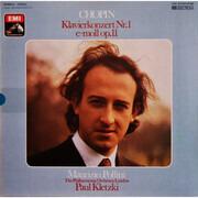 LP - Chopin (Pollini) - Klavierkonzert Nr. 1 E-Moll Op. 11