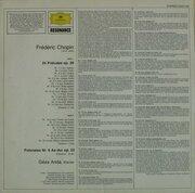 LP - Frédéric Chopin - Géza Anda - 24 Préludes