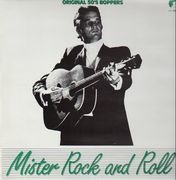 LP - Fred Netherton, Ralph Collier, The Harmony Brothers - Mister Rock And Roll