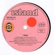 LP - Free - Free - german pink eye island