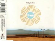 CD Single - Free - All Right Now