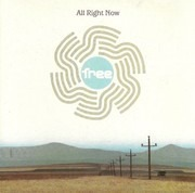 7inch Vinyl Single - Free - All Right Now - Paper Labels