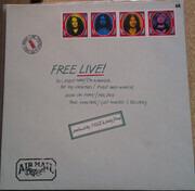 LP - Free - Free Live - Env.