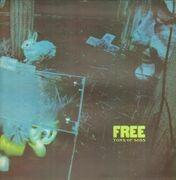 LP - Free - Tons Of Sobs - Original British, Pink 'i' Island
