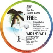 7inch Vinyl Single - Free - Wishing Well
