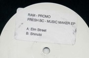 2 x 12inch Vinyl Single - Fresh - Music Maker EP