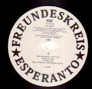 Double LP - Freundeskreis - Esperanto