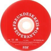 CD - Freundeskreis - Esperanto - Signed
