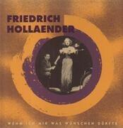 CD-Box - Friedrich Hollaender - Wenn ich mir was wünschen dürfte - 12' sized box with hardcover book