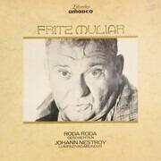 LP - Fritz Muliar - Roda Roda: 'Geschichten' / Johann Nestroy - 'Lumpazivagabundus'