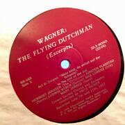 Double LP - Wagner (Reiner) - The Flying Dutchman (Excerpts) - historic / Mono / Gatefold