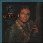 LP-Box - Fritz Wunderlich - Zauber einer unvergessenen Stimme, Oper, Operette, Konzert, Lied
