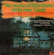 LP - Fritz Wunderlich, Wiily Schneider, Rita Bartos a.o. - Vor meinem Vaterhaus steht einen Linde